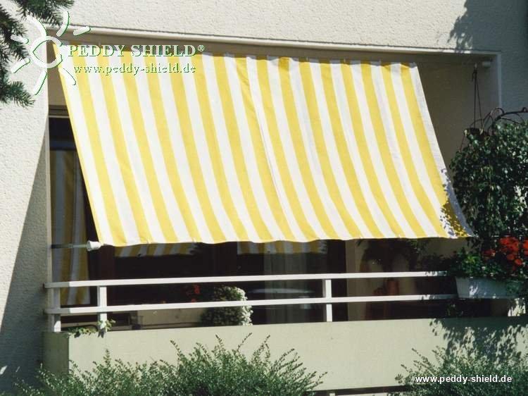Zeil Voor Balkon : Montagetips spandraadpakket balkon i met uitzetarmen